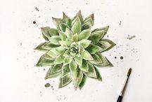 I love art | Botanical