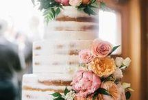 ❤ Weddingcakes / Bruidstaarten   Weddingcakes