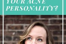 """Acne Personality Quiz / Do you know what your """"Acne Personality Type"""" is? Download the Acne Personality Quiz today and start to define your unique acne triggers, grab 3 action steps to start to heal your acne naturally, and then 3 recipes for your unique acne personality, to start to heal your skin naturally. #acne #skin #hormonalacnecure #clearskindiet #clearskintips #clearacnenaturally"""