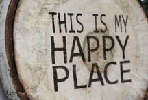 Happy Places / by P P