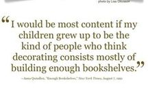 On Books and Things... / by Angie Mitchell