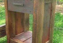 my wood shop / by Leroy Davis