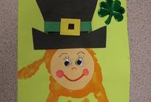 St. Pat's Day / by Angie Mitchell