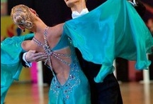 Ballroom Dress Inspiration and 'Components'