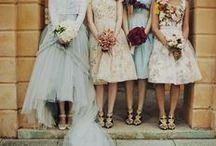 Bridesmaid Dresses / Find your perfect bridesmaid dresses!