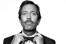 Hugh Laurie! / I'm just a wee bit obssesed / by Avital Kohananoo