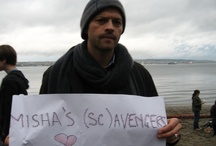 GISHWHES 2012 / A board of all of the ridiculous things Misha Collins, Miss Jean Louis and peer pressure got us to do this year. SCOTLAND OR BUST! / by Karen Hayes
