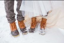 Themed Weddings / Themed weddings - be it nautical, vintage, winter or more, we've got inspiration for you!