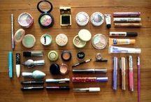 Makeup / by Hannah Jones