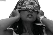 Auto Retrato - Técnicas By @SandraFotos