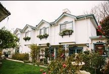 Mill Rose Inn / All the conveniences of a world class hotel, including free wifi, and the charm and gracious services of a small country inn are beautifully combined here in this Four Diamond AAA Award winning inn.