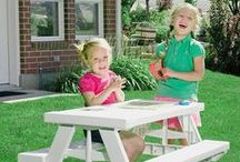 Outdoor Fun / by Angie Mitchell