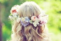 hair / by Gina Pagano-Rose