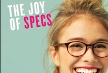 Find Your Joy / The Joy of Specs is about loving the beauty, the fun and the sexiness of being bespectacled. Join us in finding and celebrating life's most joyful moments. #findyourjoy / by Rivet & Sway