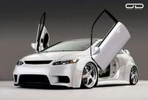 Modified Hondas