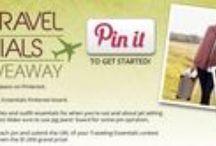 Travel Essentials / by Betty Antibus