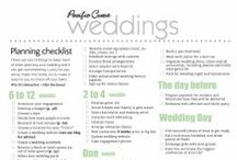 Planning Tips / Great wedding planning tips from Pacific Coast Weddings and more!