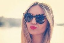 Sunnies / by Rivet & Sway