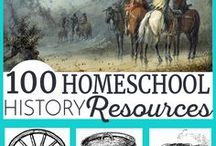 History Activities / Make learning about history fun for your kids with these great ideas and activities!