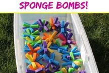 Summer Activities for Kids / Get ready to have some summertime fun with these cool summer activities.