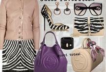 Fashion  / by Zenobia Andrews Foreman