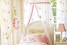 Gorgeous Girls Bedrooms / by My Lovely Little Nest