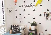 HOME | Nursery/Kids Rooms. / by Brodie