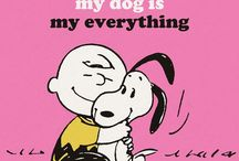 Charlie Brown & Snoopy