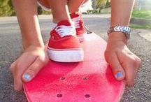 Skating♥ / ♥ / by Maarliees