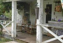 On the Porch / Inspiring Porches