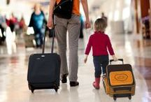 Family Travel / Tips, tricks, and advice for when going on a trip with your little travellers!