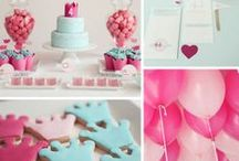 Party time! / Fun party ideas - from birthday bashes to holiday events!
