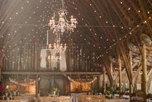 Rustic & romantic weddings