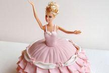 Gorgeous Dolly Cakes