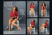 Diverse poses