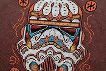 cross stitch geeky