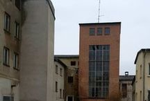 Raum für Filmaufnahmen Werbespots / Laage Alte Milchzuckerfabrik 7000qm Fläch und ca 6000qm Raum für Werbezwecke oder Filmaufnamen