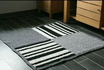 Crochet love it! Home decorations / Rugs and other home decorations