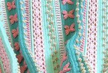 Crochet blankets / Dekens