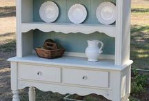 Furniture restore DIY