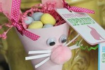 Easter / Fun ideas & treats for celebrating this beautiful holiday with your little ones!