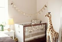 Nurseries & Bedrooms / We love bedtime! Here is a collection of rooms that give a beautiful environment for little ones to lay down their heads down for the night.