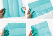 Papercraft ♡ / Papercraft: Origami