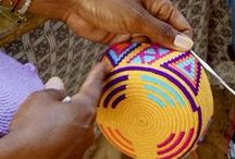 wayuu / This board features the life and culture of the wayuu tribe