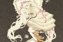 Lolita Stuff / Cute Lolita Fashion, Art etc.