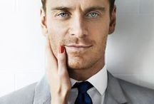 Angus (character/story file) / I'd never noticed the existence of Michael Fassbender until I was searching for a face that looked like my first contemporary romance hero, Angus, (who is Scottish). It's always unnerving when I come across a real person who looks like someone in my head.