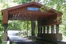 NH bridges and fire towers / Bridges (covered and otherwise) and fire towers I've visited on my travels in New Hampshire. http://granitestatewalker.wordpress.com