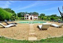 Mas en Camargue / Location de luxe en Camargue