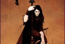 Gerald Brom / Opere e illustrazioni di Gerald Brom.
