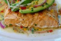 Healthy fish and seafood recipes